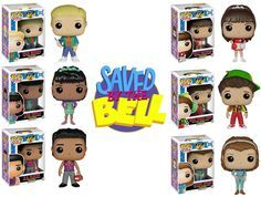 Diecast Auto World - Funko Set Of 6 Saved By The Bell ZACK AC KELLY SCREECH LISA JESSIE Pop Vinyl Figures, $59.99 (http://stores.diecastautoworld.com/products/funko-set-of-6-saved-by-the-bell-zack-ac-kelly-screech-lisa-jessie-pop-vinyl-figures.html/)