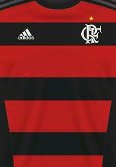 CR Flamengo Soccer Kits, Football Wallpaper, Ac Milan, Football Players, Cheer Skirts, Football Jerseys, Sport, Stuff Stuff, Soccer Players