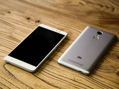 China's Xiaomi has brought a fingerprint #scanner to its range of affordable #smartphones for the first time!