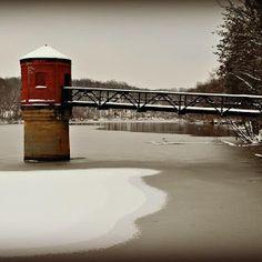 Historical Cambridge Ohio | Cambridge Reservoir
