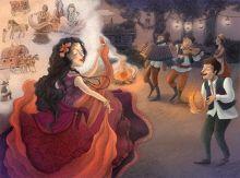 livia coloji / gypsy dance  songs