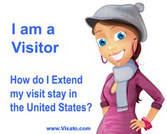 How to Extend Visit Visa to United States And Avoid Overstay? | Immigration & Visa Guides #USA #visitvisa