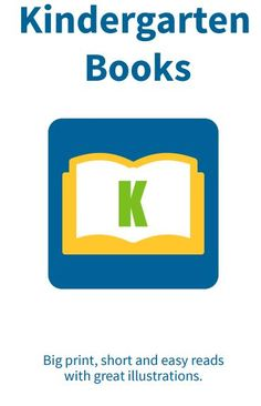 A list of books for Kindergarteners put together by a Librarian at the Salt Lake County Library System.