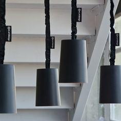 Paint Lavagna Pendant Light by In Es Art Design
