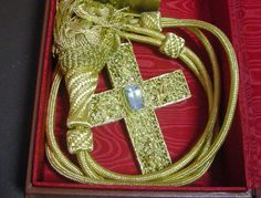 Pectoral Cross of Pope Pius XII