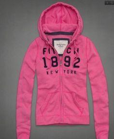 Hollister Pullover Pink