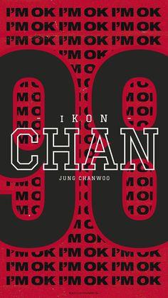Chan woo Chanwoo Ikon, Hanbin, Bobby, Jay Song, Ikon Wallpaper, Big Love, A Team, Kpop, Songs