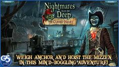 Nightmares from the Deep: The Cursed Heart Collectors Edition (Full) by G5 Entertainment gone Free