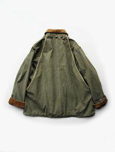 vintage American hunting jacket