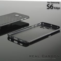 Real Carbon Case for Samsung S6 Edge
