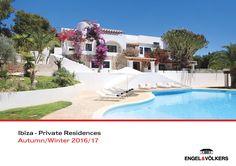 OUT NOW: NEW CATALOGUE! NEUER KATALOG! ¡NUEVO CATÁLOGO! #Ibiza - Private Residences Autumn/Winter 2016/17