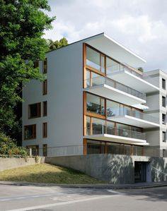 dl-a: inès lamunière et patrick devanthéry architectes / villa urbaine avenue de la roseraie, genève
