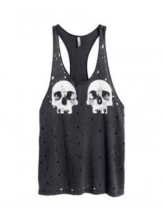 CHEAP SINGLET WITH A PRINT WOMEN TANK TOPS Price : $9.99
