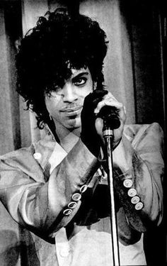 The one and only, Prince, ladies and gents!May you rest in peace! The doves are crying!