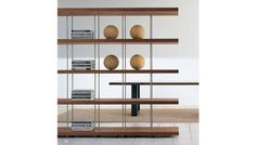 PIANO DESIGN BOOKCASE by RIVA 1920 available at Haute Living