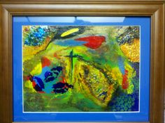 An incredible display of artistry! This brilliant and soulfully inspired piece was created and donated by our very own Dorcas Nepple. This is one of those priceless items that everyone will be talking about and hoping to win the bid!