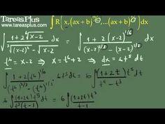 Integración funciones irracionales por sustitución caso 2