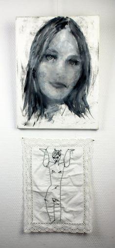 """AGAMFAHY + LIONEL FAHY ART : """"MEMORIA"""""""