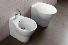 HATRIA stoječa WC školjka NIDO