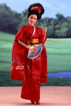 Japanese Barbie® Doll 1st edition | The Barbie Collection 1985