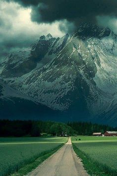 Follow Your Path| Serafini Amelia| The Alps, France