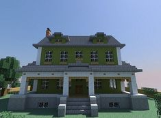 Minecraft Ideas Farmhouse Cocoavalley Minecraft Pinterest