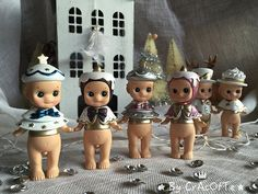 Sonny Angel custo By CrAcOtTe | Flickr - Photo Sharing!