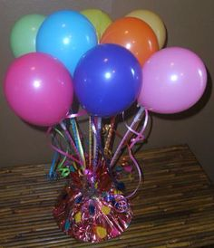 Give away as party favor Centerpiece