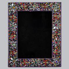 Confetti Bead Photo Frame