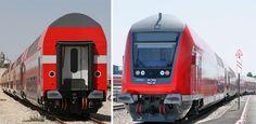 CRÓNICA FERROVIARIA: Bombardier suministrará 33 coches de dos pisos a l...