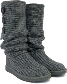UGG Austalia grey buttons <3 Have these and they are awesome,88$ ugg boots! I LOVE THESE BOOTS