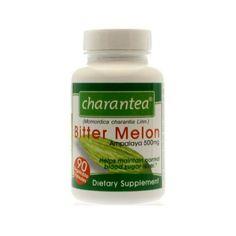 Charantea Bitter Melon 500 mg (90 Veg Capsules)