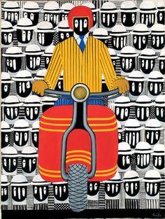 Yannis Gaitis - Artist, Fine Art Prices, Auction Records for Yannis Gaitis Artist Art, Artist At Work, Greece Painting, Artist Biography, Greek Art, Artist Signatures, Art Database, Selling Art, Conceptual Art