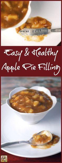Best Apple Pie Filling Or Homemade Apple Pie Fillling Recipe on ...