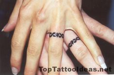 Tattoo picture of Lovely Wedding Ring Tattoos Ideas is one of many tattoo ideas listed in the Other Tattoos category. Feel free to browse other tattoo idea