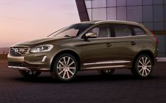Stunning 2014 Volvo XC60 Photos Gallery