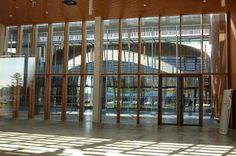Extension du bâtiment de l'ENSEIRB pour l'accueil des locaux de l'ENSEIRB MATMECA.