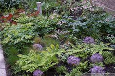 5 Culture Chanel Exhibit, The Garden // The Palais de Tokyo, Paris // Designer: Piet Oudolf // Images: 2013 Adam Woodruff + Associates Shade Garden, Garden Plants, Paris Design, Amazing Gardens, Garden Inspiration, Garden Landscaping, Chanel, Culture, Exhibit