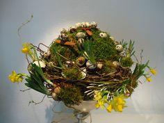 Florales Objekt Design Hansjörg Renner Blumen Renner Lörrach