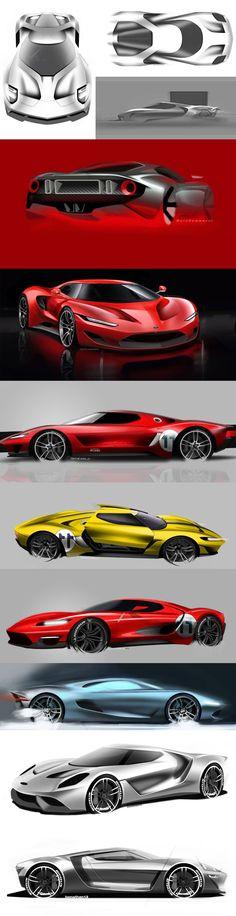 Ford GT Design :: #FordGT