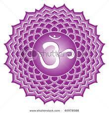 Crown chakra symbols 02