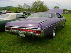 1972 Dodge Monaco.