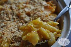 Pumpkin Macaroni and Cheese (ala' World Market)