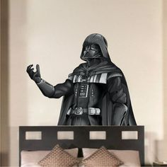 Darth Vader Wall Decal - Star Wars Murals - Primedecals