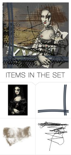 """I did it my way..."" by suzanne-svajda ❤ liked on Polyvore featuring art, renaissance and vaneyck"