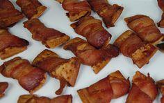 Bacon Cracker Appetizers