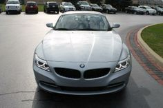 2014 Bmw Z4 sDrive28i sDrive28i 2dr Convertible Convertible 2 Doors Silver for sale in Schererville, IN Source: http://www.usedcarsgroup.com/used-bmw-z4-for-sale