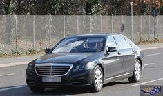 """""""مرسيدس بنز"""" تطرح سيارتها الجديدة والرائعة """"إس كلاس"""": كشفت مرسيدس بنز عن النسخة الجديدة من أفخم سياراتها، وهي """"إس كلاس"""" """"S Class"""" في برنامج…"""