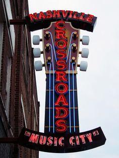 Nashville Crossroads......Nashville, Tennessee