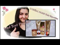 L'ORÉAL PARiS Hair Expertise/trnd Testprojekt/Seidige Nährpflege/kurzes ...